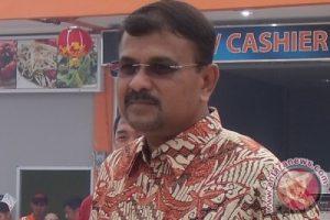 Bupati Karimun Aunur Rafiq.