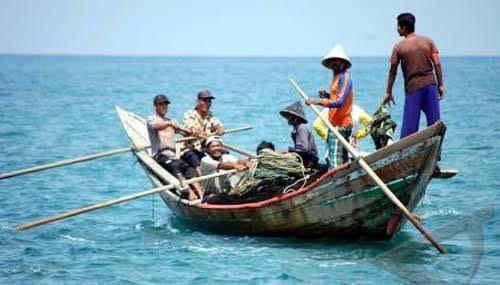 Tiga Nelayan Natuna Dipulangkan dari Trengganu