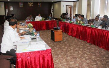 Dewan Akan Bahas Empat Perda di Masa Sidang Pertama