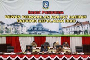 DPRD Mulai Bahas Perda Retribusi dan Pajak