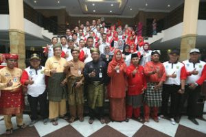 Lis Buka Pelatihan Penyusunan Profile Kelurahan