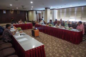 Rapat Banmus DPRD Kepri pembentukan Pansus Pilwagub Kepri