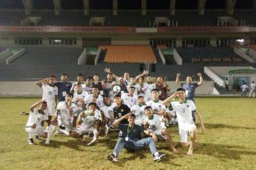 Timnas U-16 Juara di Vietnam
