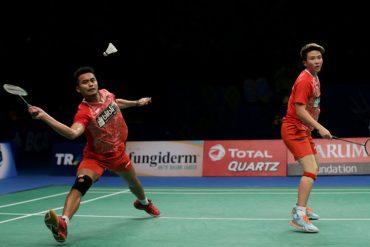 BCA Indonesia Open 2017 Dijuarai Pasangan Tontowi/Liliyana