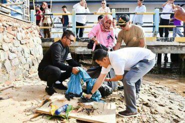 Antisipasi DBD, Bupati Bintan Himbau Masyarakat Jaga Lingkungan Bersih
