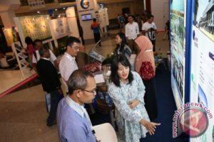 BP Batam perkenalkan kawasan terpadu Hang Nadim bernama Aero Marine Tropolis pada pada pameran Indonesia Infrastruktur Week (IIW) 2016 di Jakarta 9-11 November 2016.
