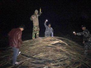 Lantamal IV Gagalkan Pencurian 20 Ton Kabel Bawah Laut Pulau Bintan