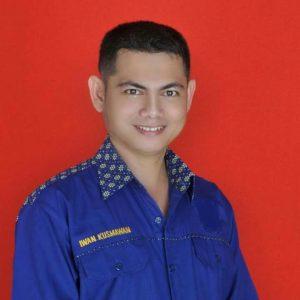Ketua Karang Taruna kota Tanjungpinang,Iwan Kusmawan