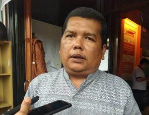 Ketua Komisi Pemilihan Umum (KPU) Kota Tanjungpinang, Aswin Nasution