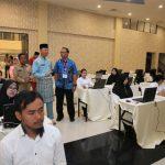 Wali Kota Tanjungpinang Tinjau Pelaksanaan Tes CPNS