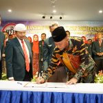 Pelantikan Pengurus Ikatan Dokter Indonesia (IDI) Cabang Kota Tanjungpinang, Sabtu (23/3)