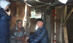 Wali Kota dan Wakil Eali Kota Tanjunngpinang saat berkunjung dirumah Zailani