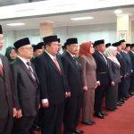 Wali Kota Tanjungpinang, Syahrul melantik 6 pejabat eselon II atau kepala Organisasi Perangkat Daerah (OPD) dilingkungan Kota Tanjungpinang, Senin (15/7/2019)